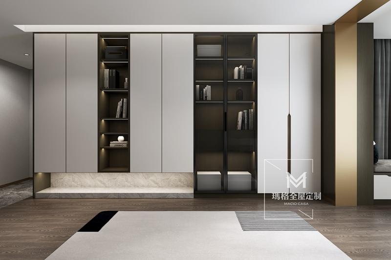 """艺术家的房子设计超""""能装""""的储藏室?!这182㎡简约家实用到超乎想象!(图16)"""