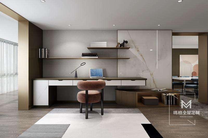 """艺术家的房子设计超""""能装""""的储藏室?!这182㎡简约家实用到超乎想象!(图17)"""